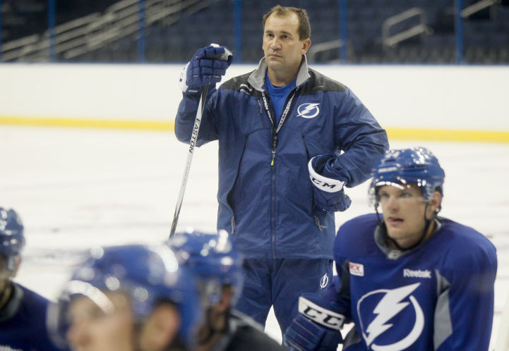 How Todd Richards Is Getting Tampa Bay's Groove Back